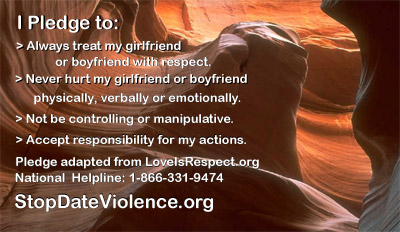 Love Is Respect National Hookup Abuse Helpline